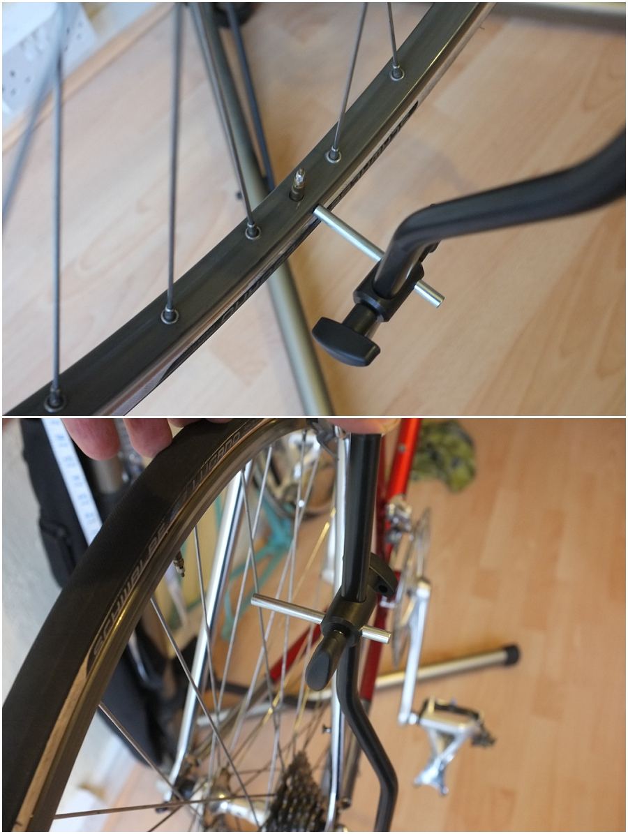 Raleigh Ilkeston SBDU 531 Professional Rear Hanger Alignment