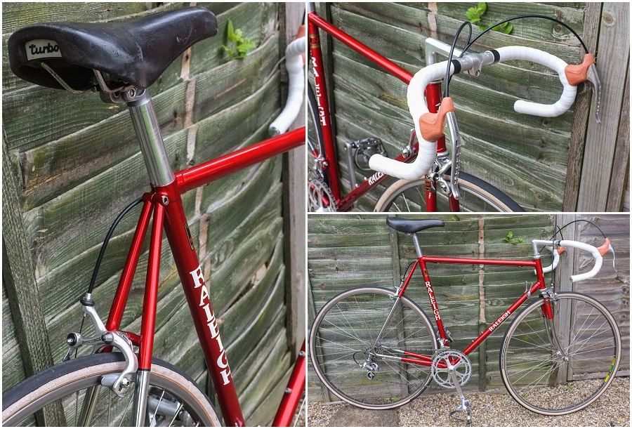 Raleigh Ilkeston SBDU 531 Professional Built