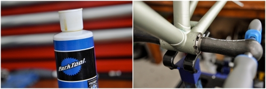SBDU TI Raleigh Ilkeston SB5464 Time Trial Special OMAS Titanium Bottom Bracket Thread Prep