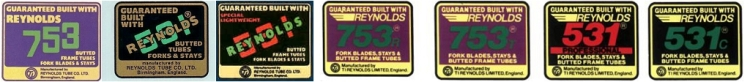 TI-Reynolds Tubing Decals