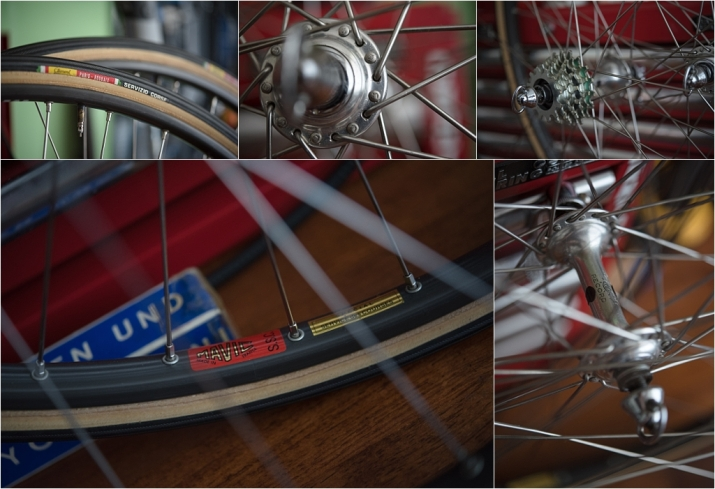 SB4059 Team Pro 753 Wheel Rebuild SBDU TI-Raleigh Current Stainless Steel