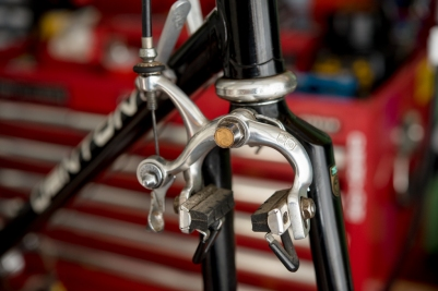 SB6398 Reynolds 753R SBDU Ilkeston Campagnolo Super Record 50th Anniversary Group Front Caliper