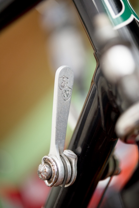 SB6398 Reynolds 753R SBDU Ilkeston Campagnolo Super Record 50th Anniversary Group Gear Lever Rear
