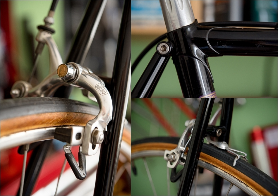 SB6398 SBDU Ilkeston Raleigh Denton Cycles Reynolds 753R Campagnolo Super Record 50th Anniversary Flint Catchers