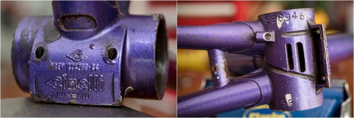 SB8945 SBDU Nottingham Cinelli Super Corsa Bottom Bracket