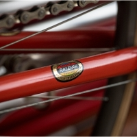 SB6827 SBDU Ilkeston Raleigh Reynolds 531c 1984 Road Bike Unridden Condition – New Arrival