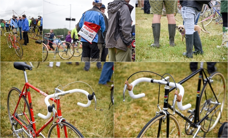Eroica Britannia 2018 My TI-Raleigh SBDU My Two Entries